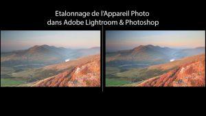 Comment retrouver les couleurs et contraste dans ses RAW après l'import dans Adobe Lightroom & Photoshop