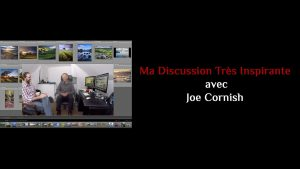 Ma Discussion Très Inspirante avec Joe Cornish