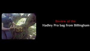 Revue du sac Hadley Pro de chez Billingham