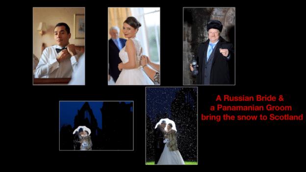 tom migot photography wedding in dryburgh scotland