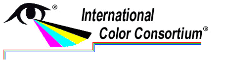 Le logo de l'International Color Consortium