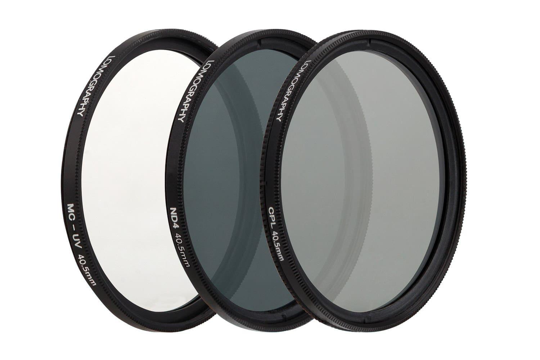 Les filtres Essentiels pour le Daguerreotype Achromat de chez Lomography