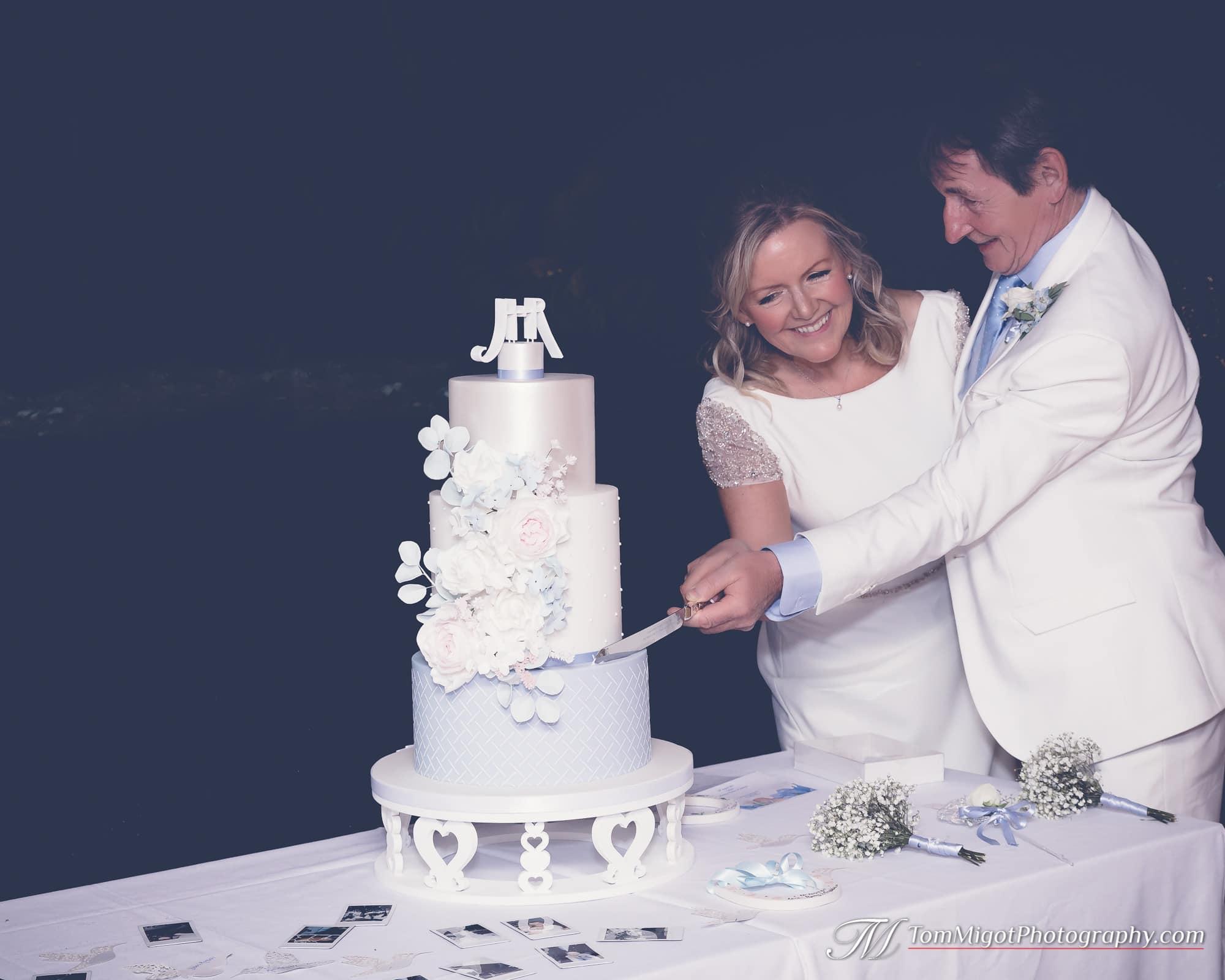 La vie c'est comme une part de gâteau. C'est bien meilleur quand on la partage avec l'être qu'on aime