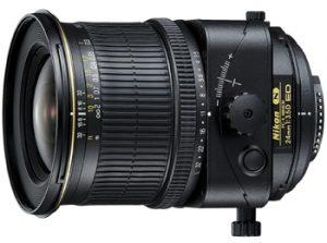 Objectif Tilt Shift Nikor 24mm PC F3.5
