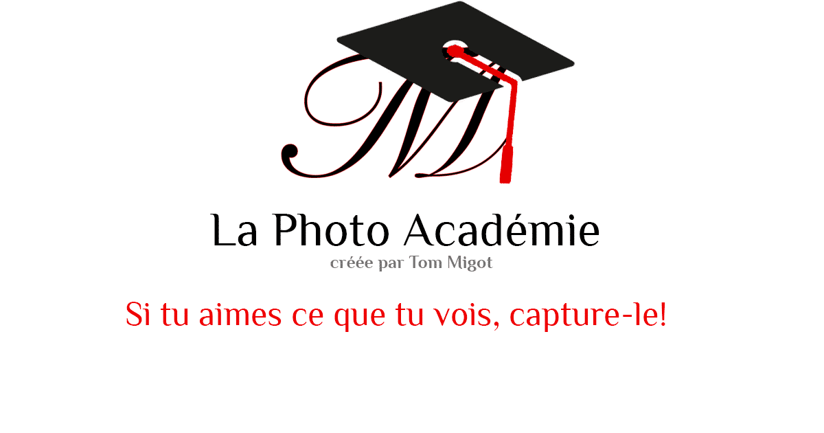 La Photo Academie créée par Tom Migot