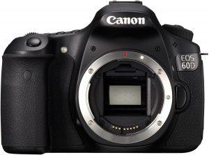 Mon Canon 60D (APS-C 18MP)