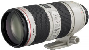 Mon Canon 70-200mm f2.8 L IS USM II