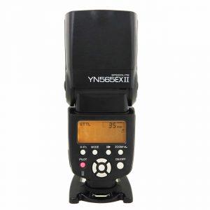 Le nouveau flash YN565 EX II