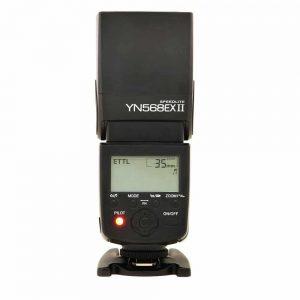 Le nouveau flash YN568 EX II
