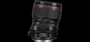 Objectif Tilt Shift Canon 50mm TSE L F2.8