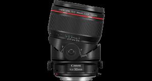 Objectif Tilt Shift Canon 90mm TSE L F2.8