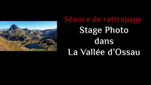 Stage Photo dans la vallée d'Ossau