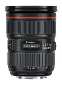 Mon Canon 24-70mm f2.8 L USM II