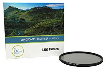 Filtre Polarisant 105mm Slim de chez Lee Filters