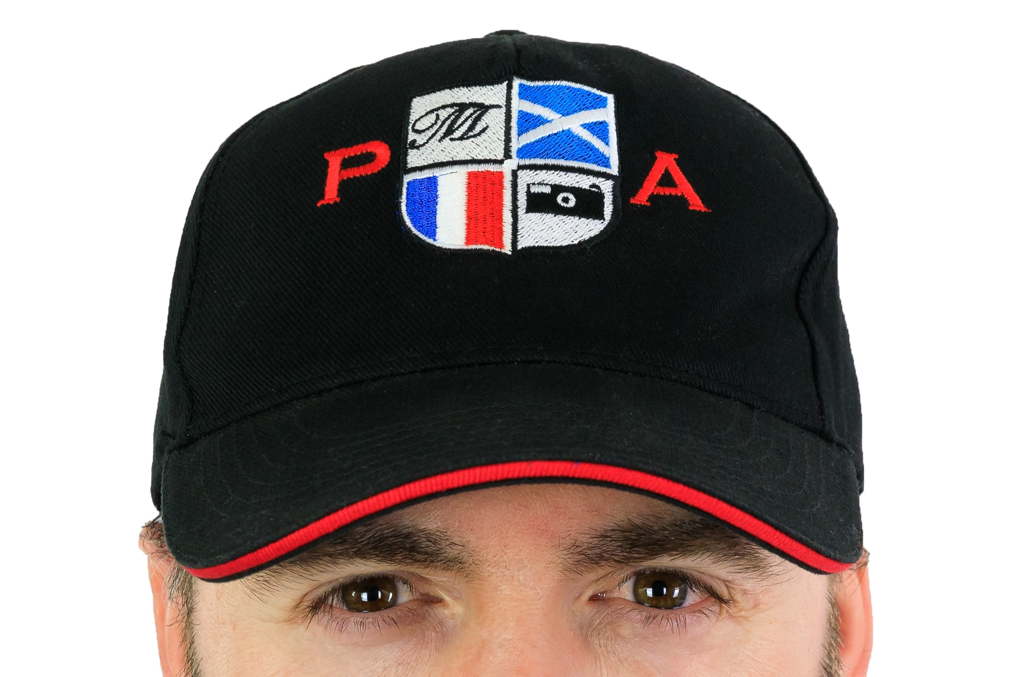 casquette officielle de La Photo Académie - vue de face