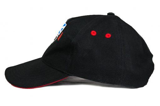 casquette officielle de La Photo Académie - vue de côté