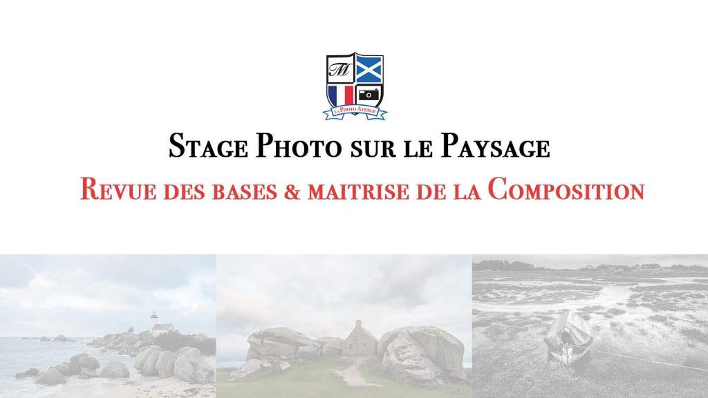 Stage Photo sur le Paysage pour maitriser la composition